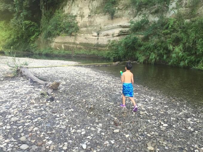 川が大好き