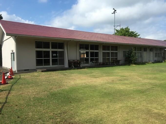 校舎の跡地