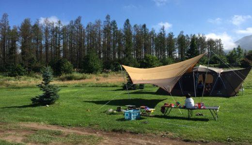 [夏旅2015]キャンプ旅まとめ!東北&北海道ファミリーキャンプ2015