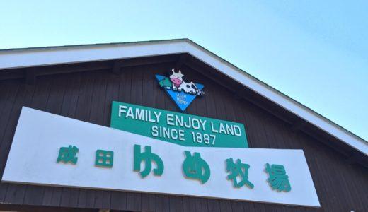 成田ゆめ牧場をキャンプ初心者にオススメする10の理由