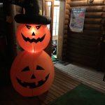 ハロウィンキャンプ2015@成田ゆめ牧場