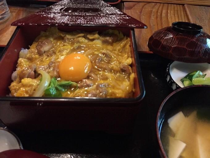 奥久慈の軍鶏料理