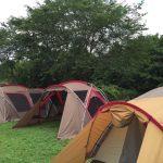 森まきで夏キャンプ!スノーピークのビギナー向け幕体が揃い踏み!