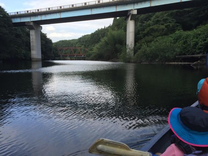 超楽しいカヌー体験
