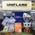 UNIFLAMEプレミアムショップ「アウトドアワールド」で新製品を漁る!
