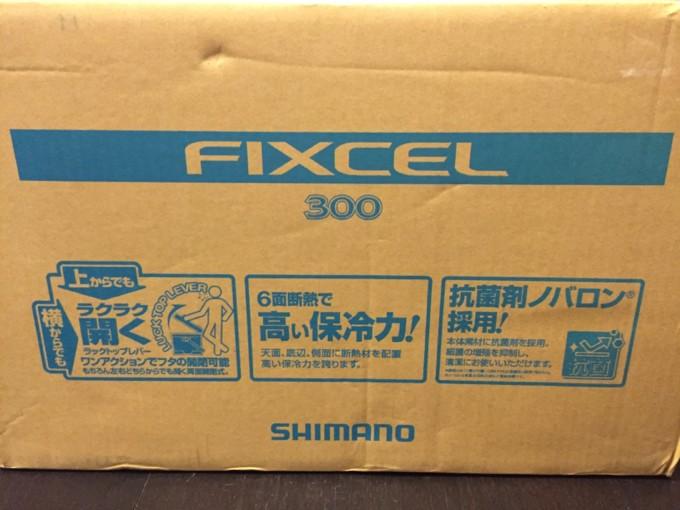 シマノのフィクセル300