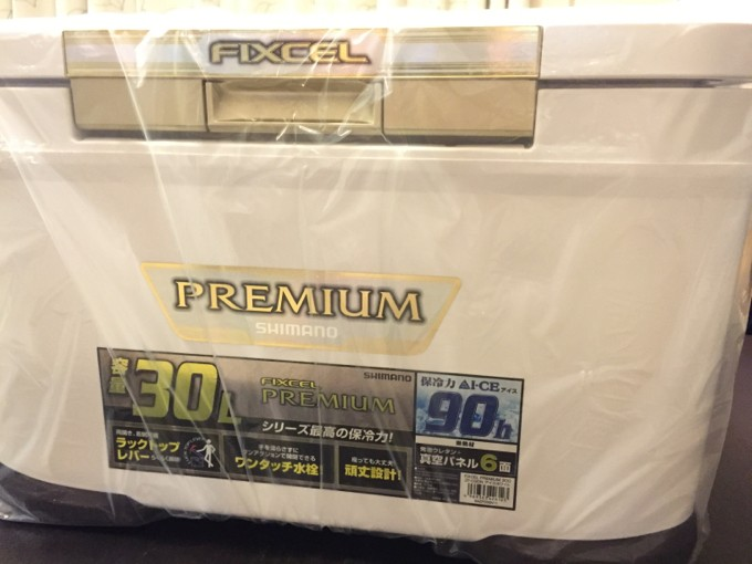 シマノのフィクセルプレミアム300