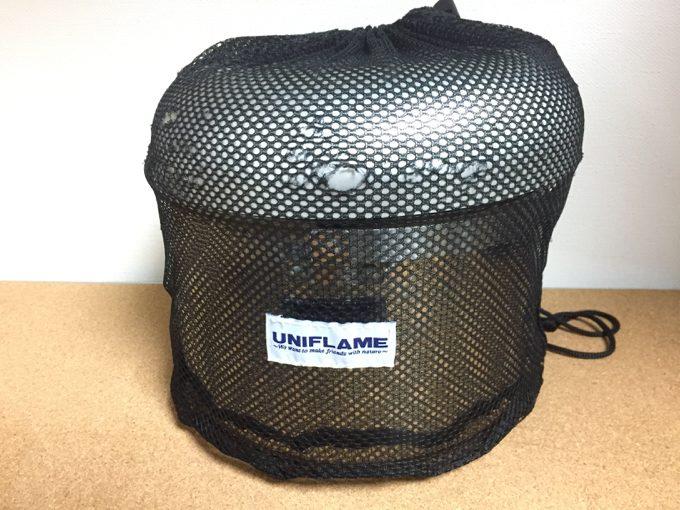 ユニフレームのクッカーセット「fan5 DX」