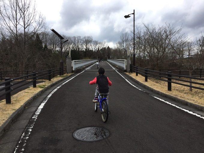 大子グリンヴィラの自転車で大子広域公園を自由に移動できる