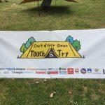 空港間近の城南島海浜公園キャンプ場でOutdoor Gear Touch & Try!