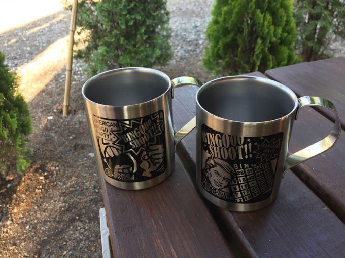 C&C那須高原のオリジナルマグカップ