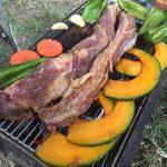 コストコ食材が大活躍!初夏の成田ゆめ牧場でバースデーキャンプ