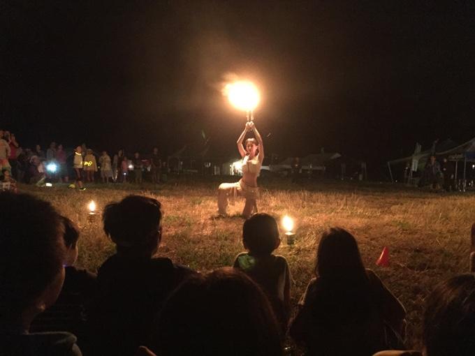 ソトデナニスル2017イベントキャンプ