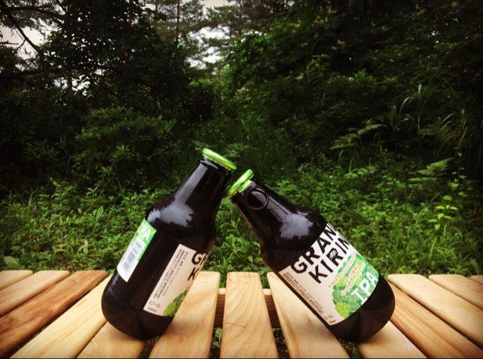 カンパーニャ嬬恋で寄り添うキャベツビール