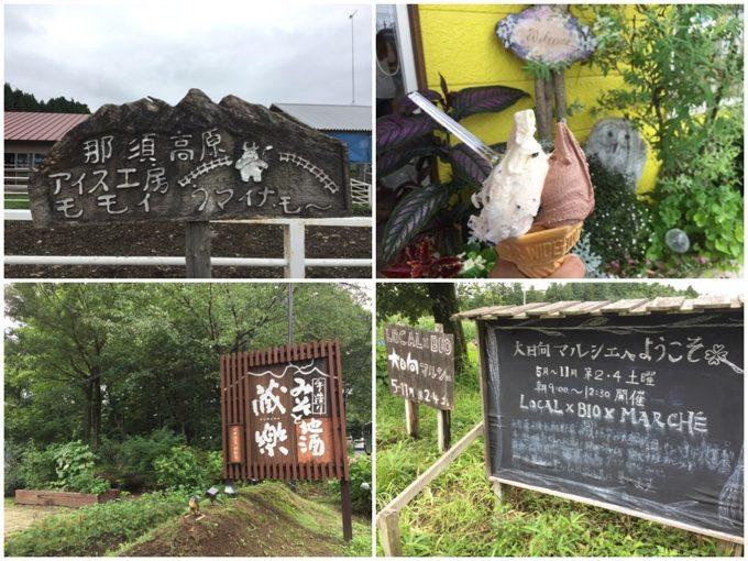 C&C那須高原周辺でお買い物