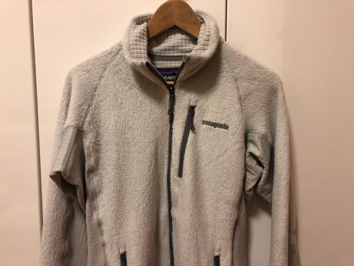 パタゴニアのフリースR2ジャケット