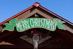 北軽井沢スウィートグラスのメリークリスマス
