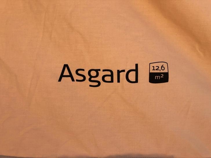C&C那須高原で借りたアスガルド12.6