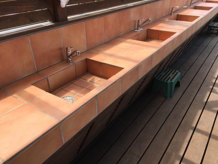 北軽井沢スウィートグラスの第3炊事棟