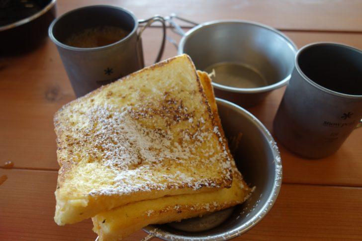 伊勢志摩エバーグレイズのフレンチトーストは食べ放題