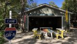 C&C那須高原のオートキャンプサイト「GARAGE」