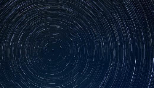 キャンプの夜のお楽しみ!カメラ初心者が挑む星空ぐるぐる写真撮影記
