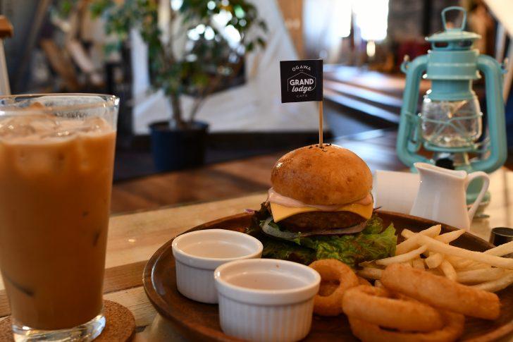GRAND lodge CAFEで平日ソロランチ