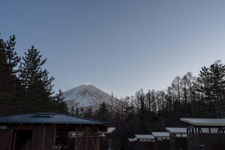 PICA Fujiyamaで星空撮影に挑戦