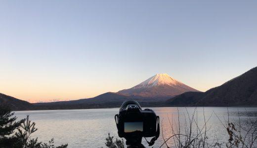 今更ながらキャンプとカメラの相性は相当良いかもしれない