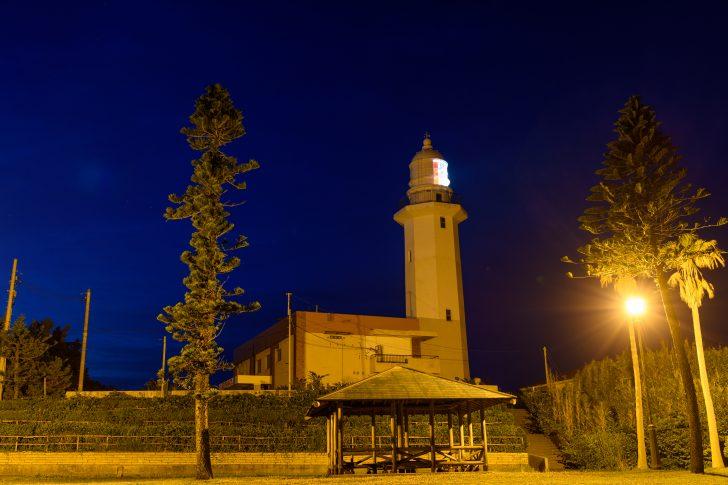 房総半島の最南端にある野島崎灯台