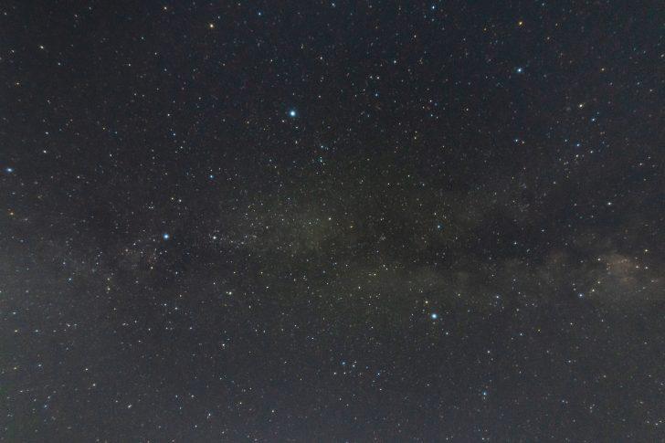 三浦半島城ヶ島で夏の大三角を観察
