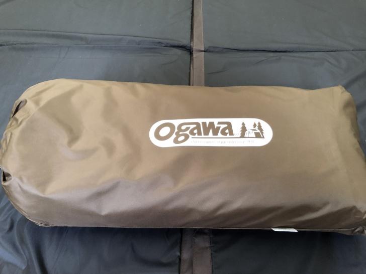 ogawaグロッケ12T/Cハーフインナーテント