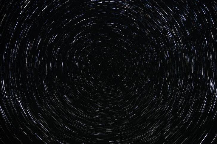 星空ぐるぐる写真の撮影に大失敗