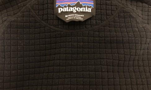 パタゴニアR1ジャケット