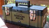 ゴードンミラーのツールボックスは武骨なデザインが魅力