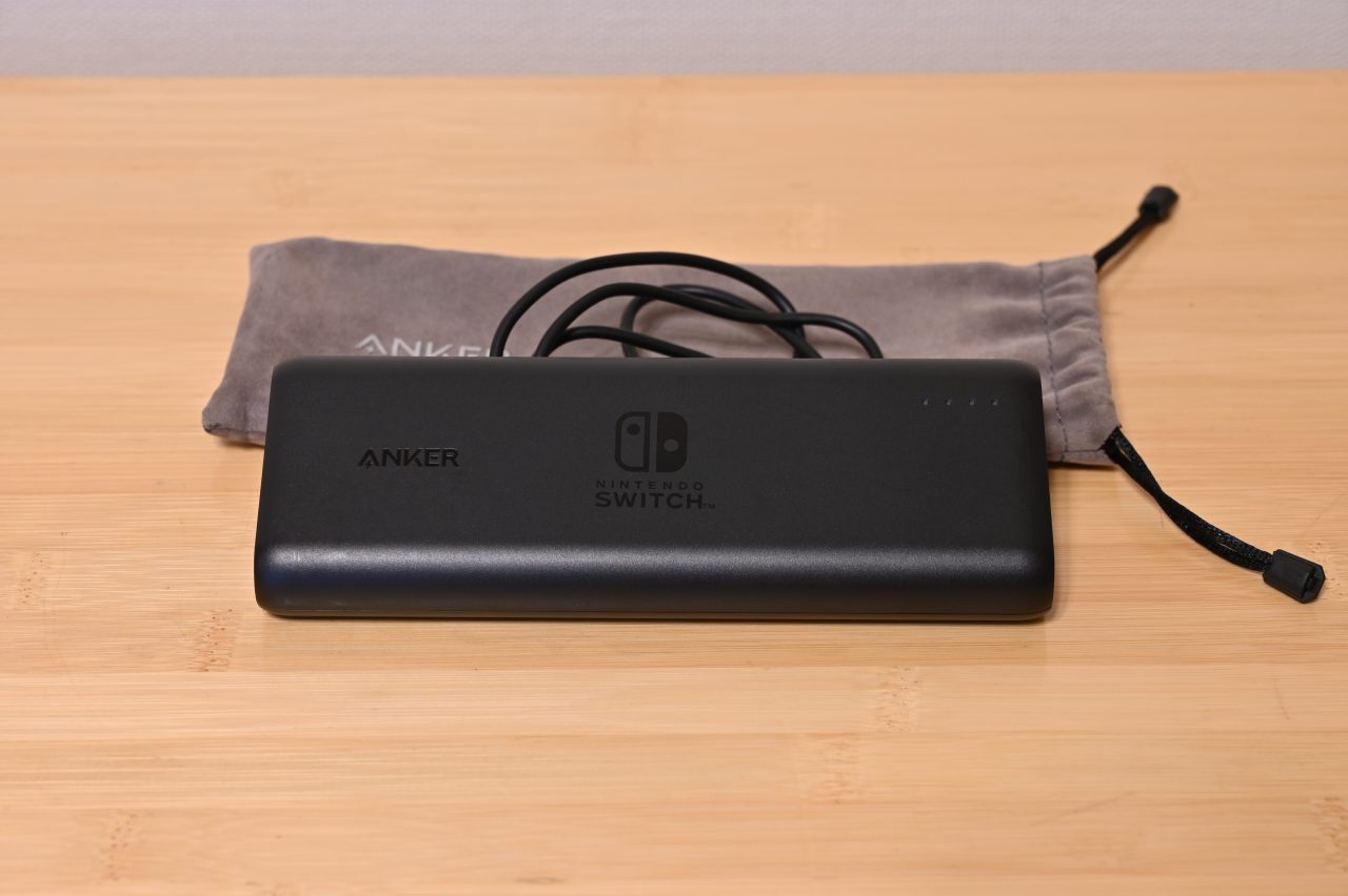 USBPDに対応したレンズヒーター用のモバイルバッテリー