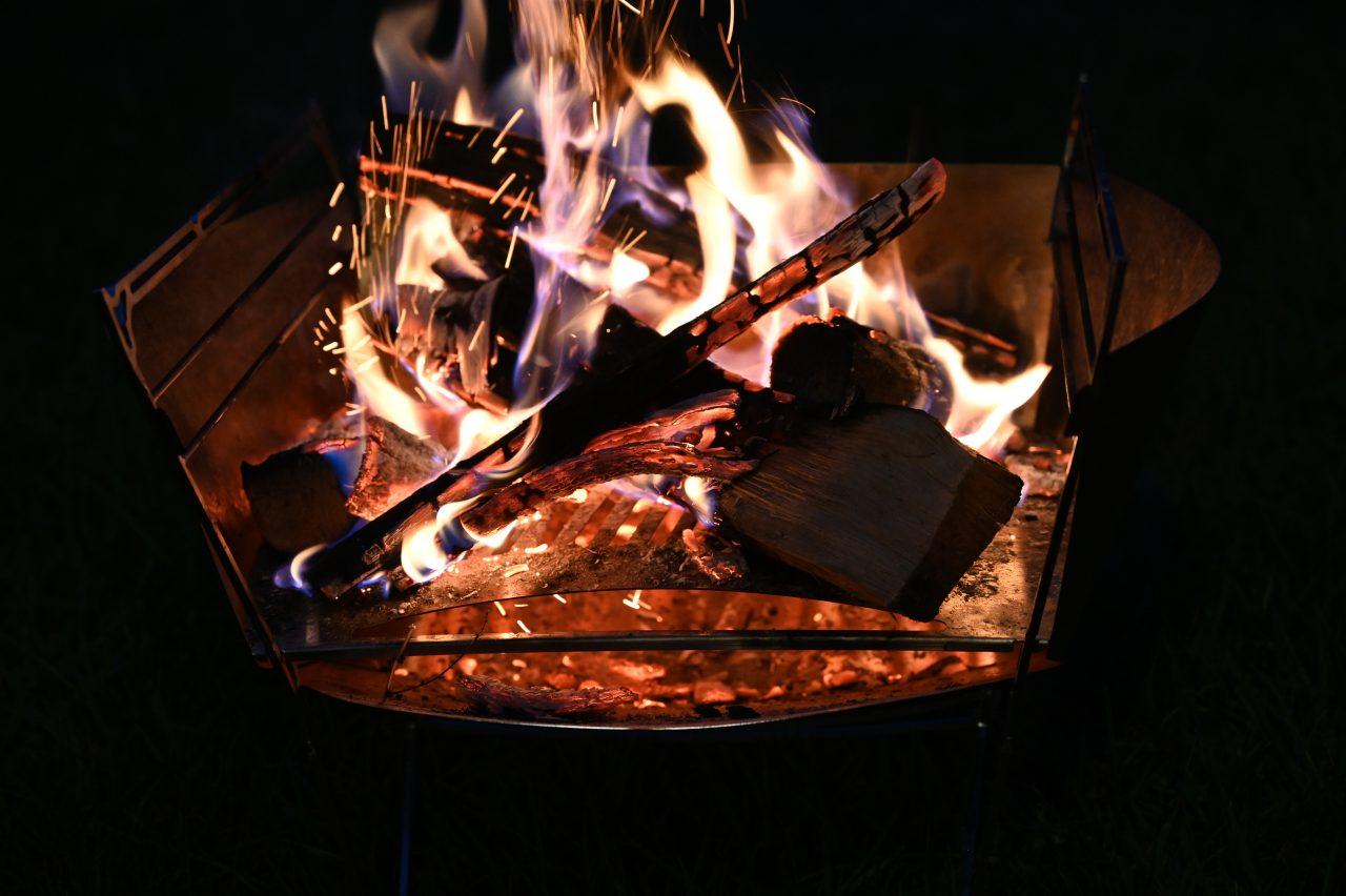 MAAGZ RAPCAで焚き火三昧の秋