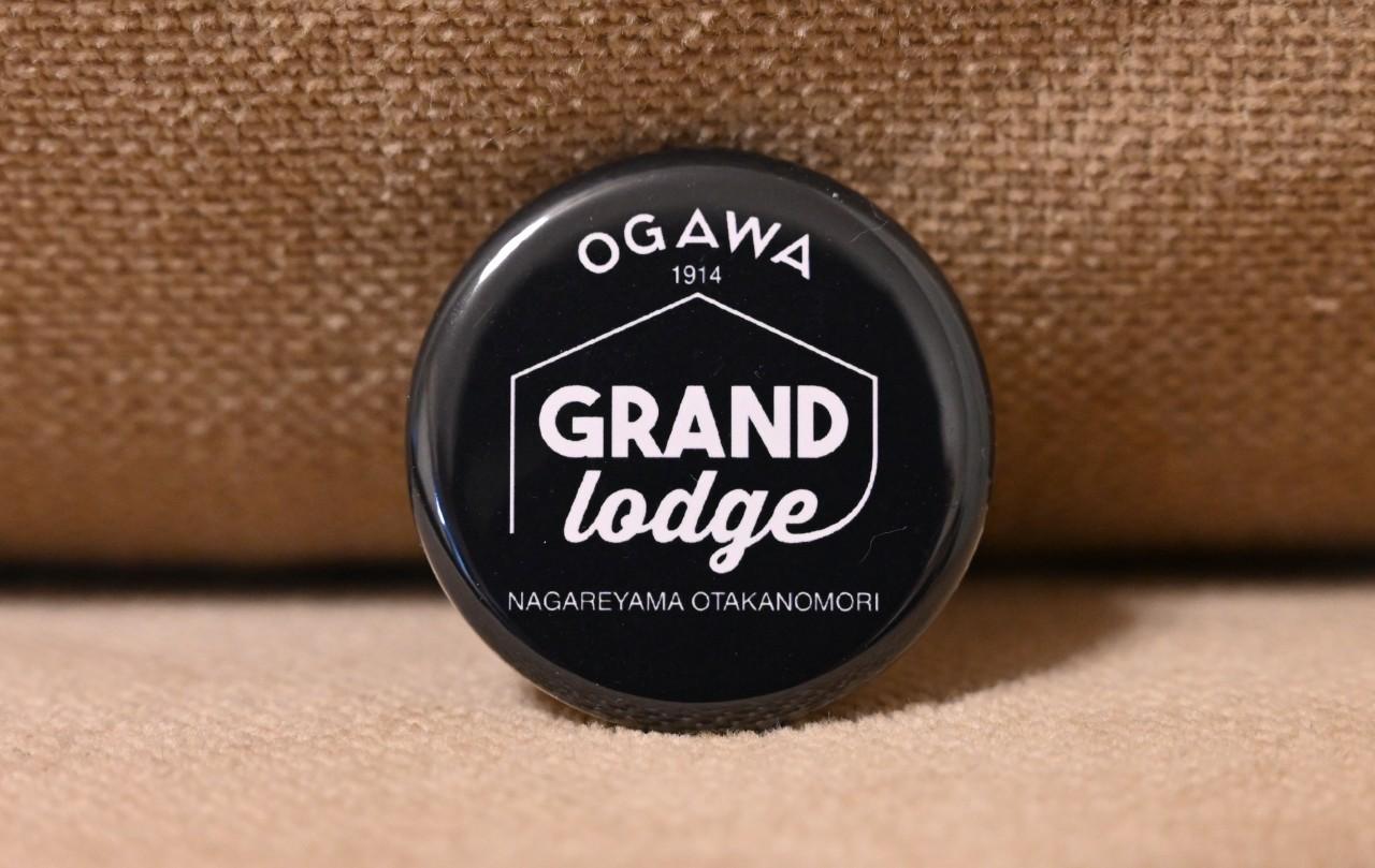 GRAND lodge 流山おおたかの森のバッジ