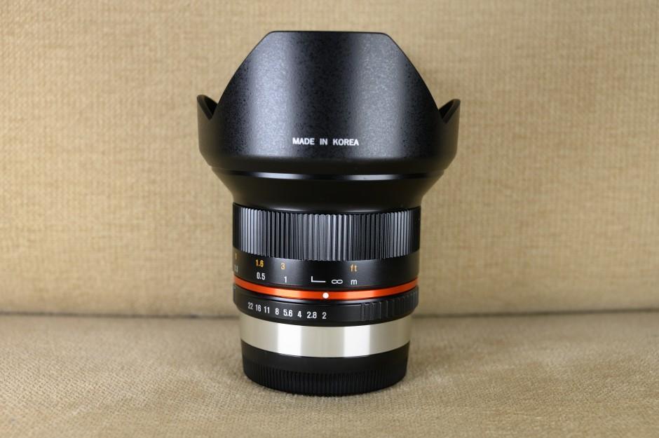Samyang 12mm f2.0は特におすすめのレンズ