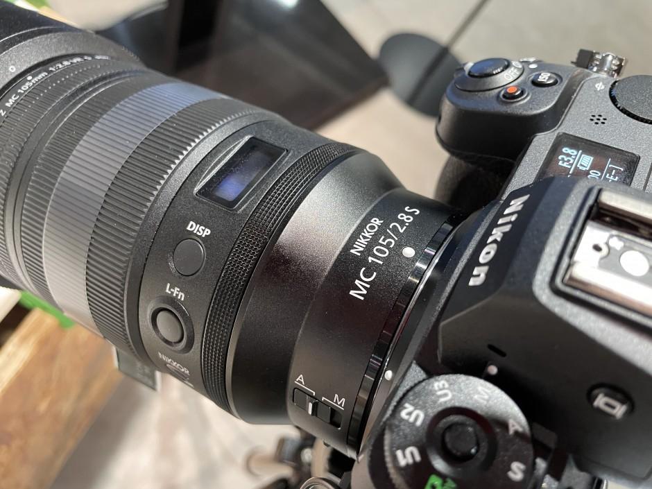 ニコンの新型マクロ「NIKKOR Z MC 105mm f2.8」