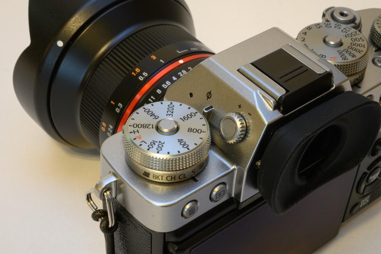 X-T3とサムヤン12mmは星空撮影時のサブ機として大活躍