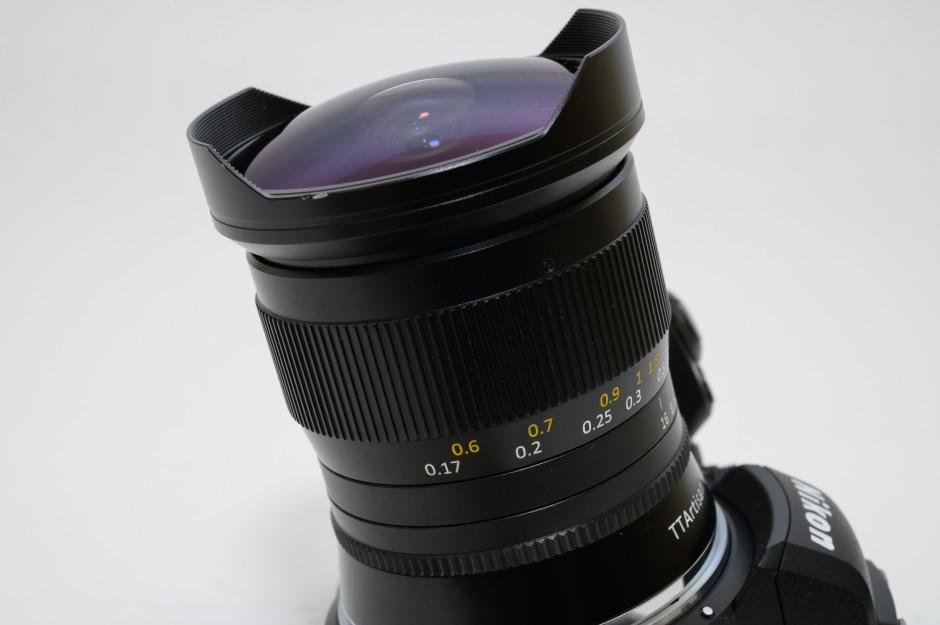 フルサイズ対角魚眼レンズ「TTArtisan 11mm f2.8 Fisheye」