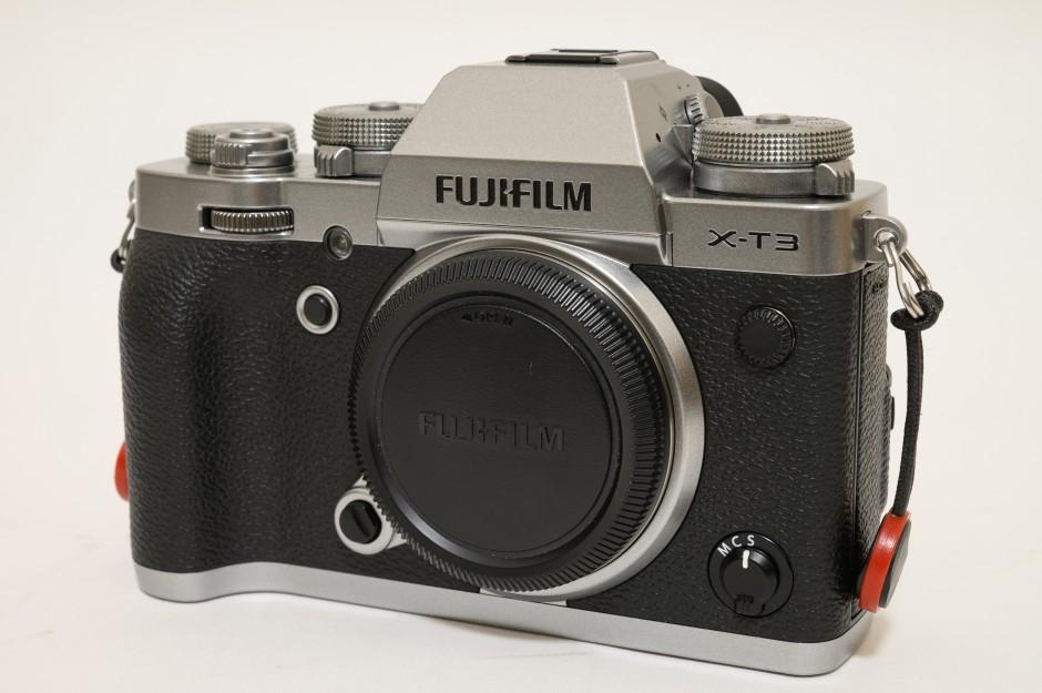 APS-Cミラーレス一眼「FUJIFILM X-T3」
