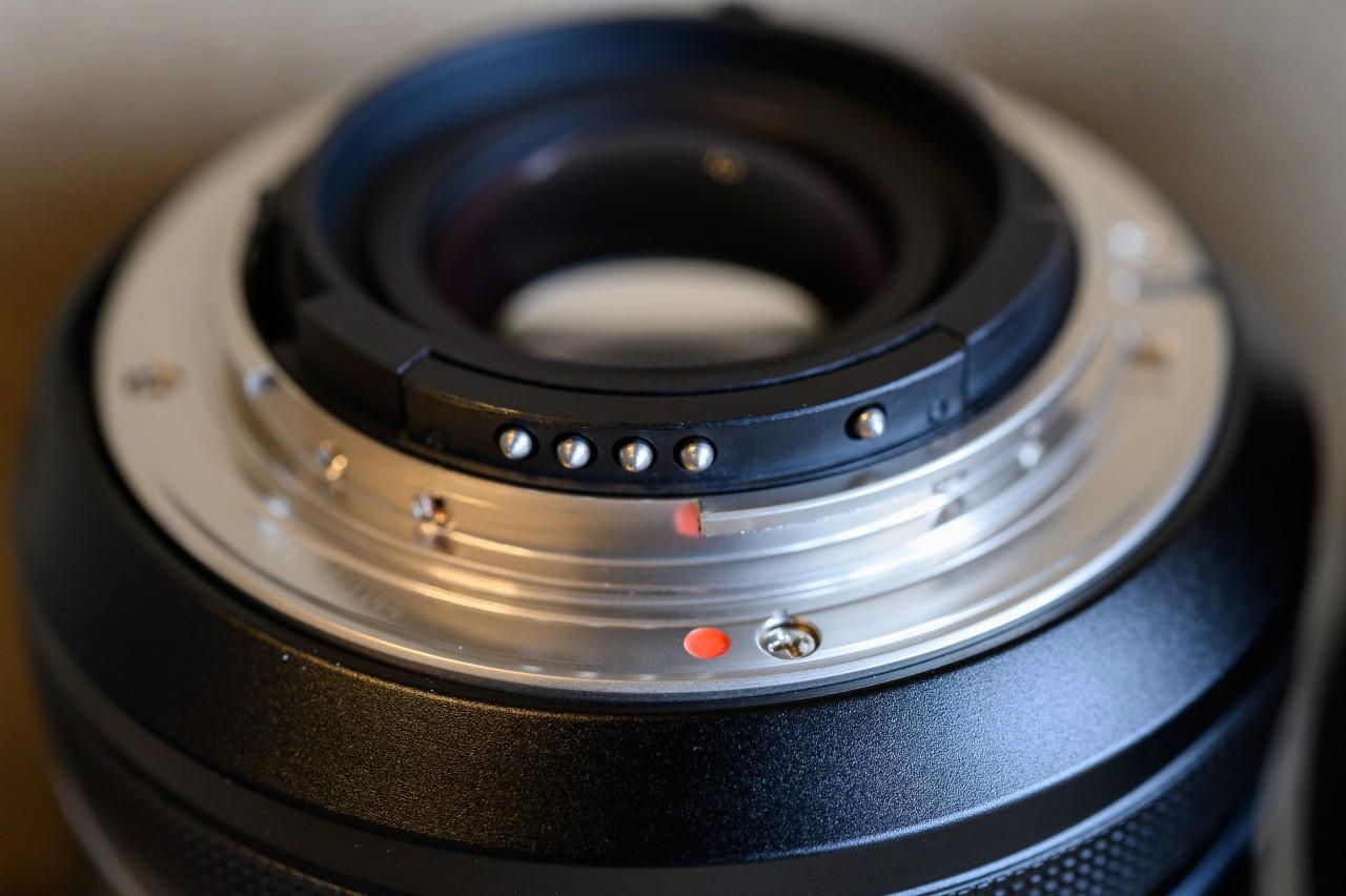 電子接点ありのマニュアルレンズ「SAMYANG XP14mm F2.4」