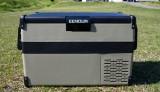AC電源サイトでも使える32Lサイズの車載冷蔵庫「EENOUR S32」