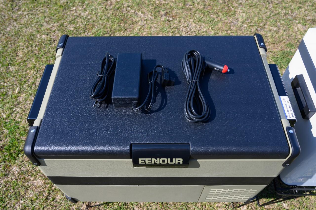 ENNOUR S32はDC電源もAC電源も対応
