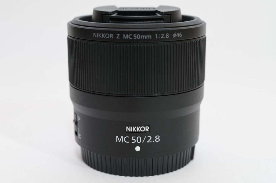 ミラーレス専用標準マクロNIKKOR Z MC 50mm f2.8