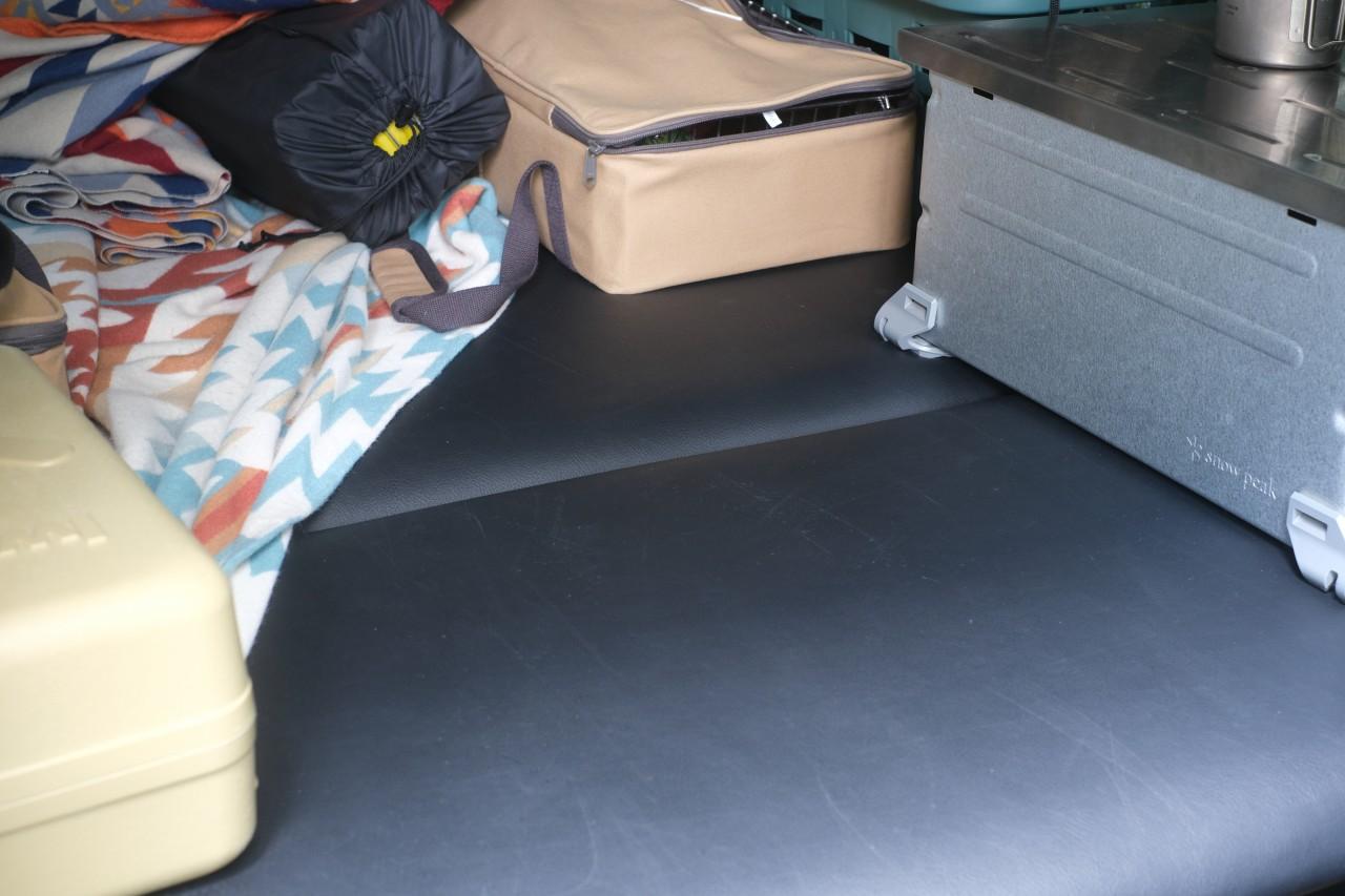 ベッドキットがあると荷詰めは驚くほど簡単